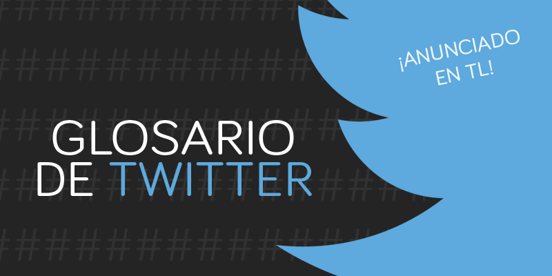 glosario twitter
