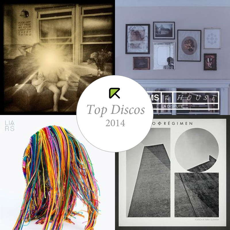 top discos 2014