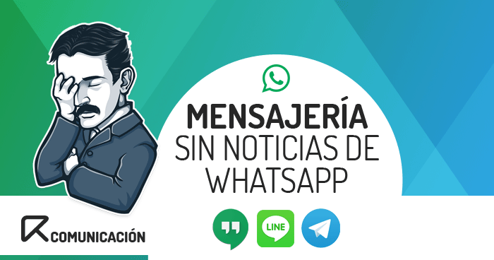 alternativas a whatsapp, telegram, apps dde mensajeríagram