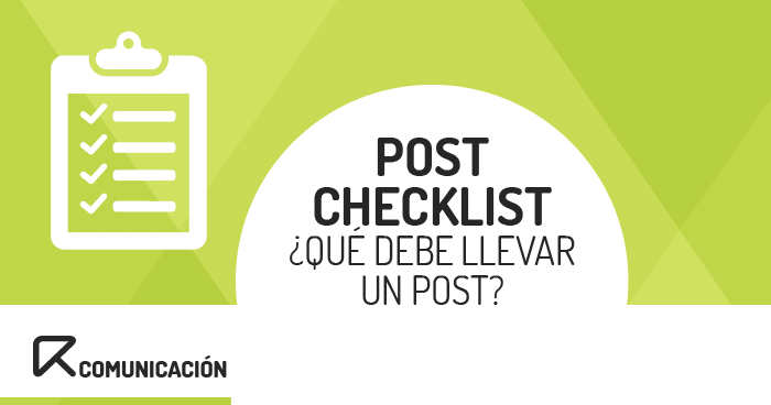 checklist post perfecto banner