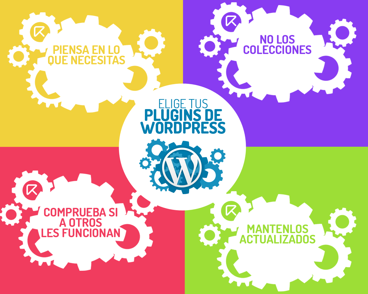 plugins de wordpress, como elegir