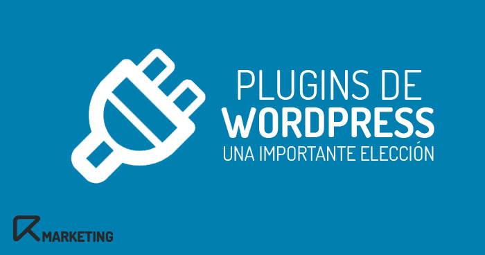 elegir plugins de wordpress