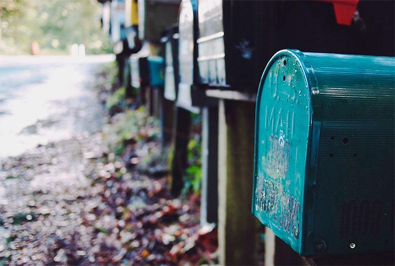 buzon de correo asunto