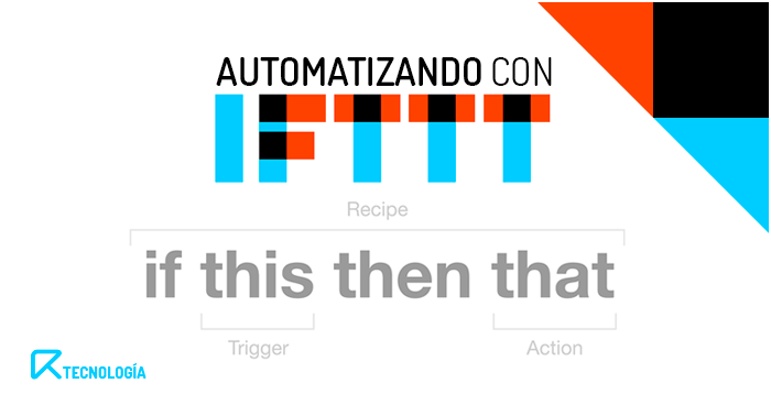 automatizando con ifttt