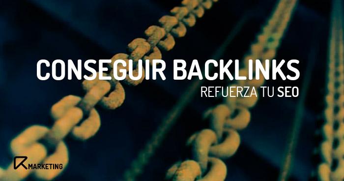 cómo conseguir backlinks seo