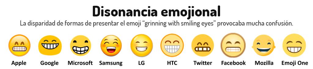 disonancia emoji