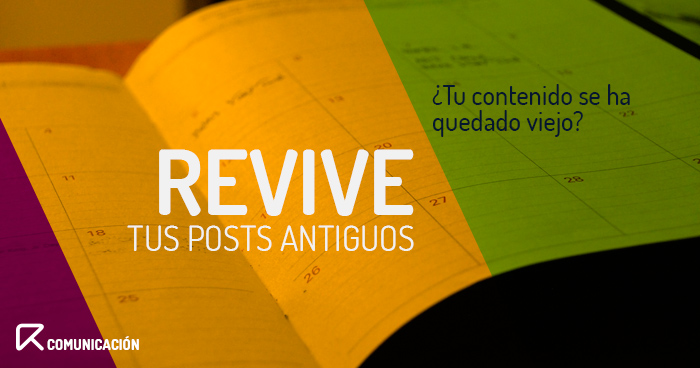 revisar posts antiguos