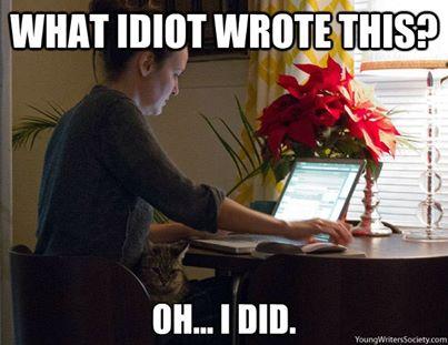 escribir y releer