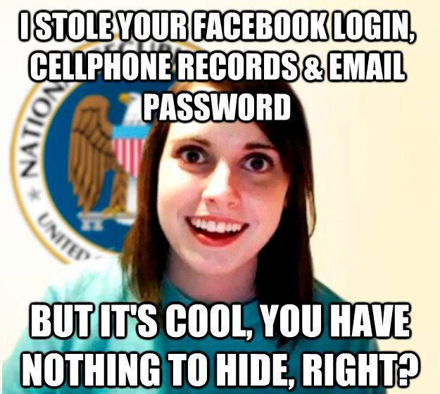 privacidad meme