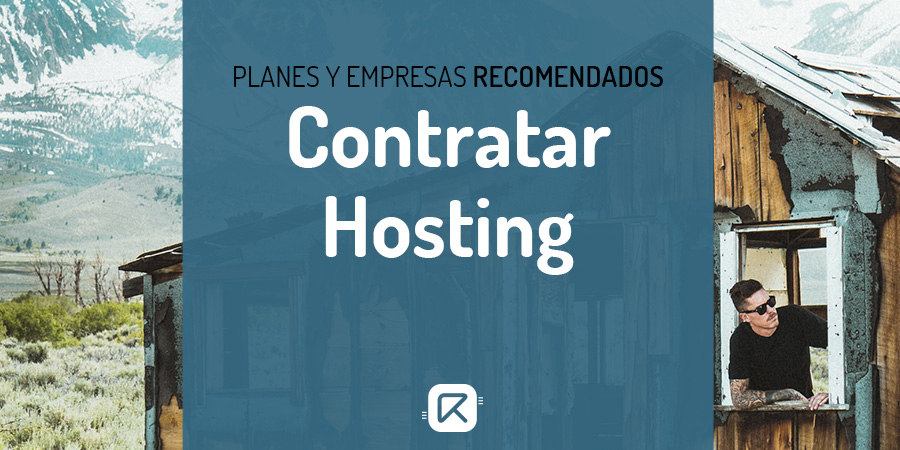 contratar hosting compartido