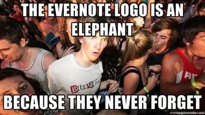 evernote meme