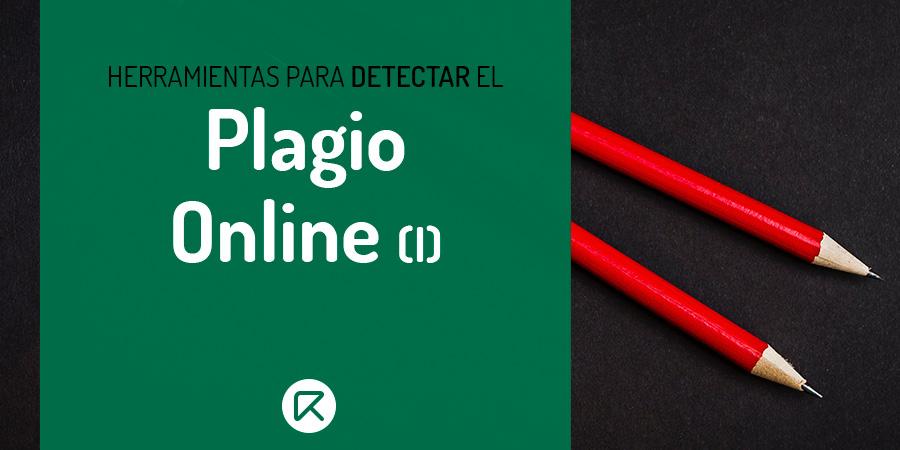 cómo detectar el plagio online