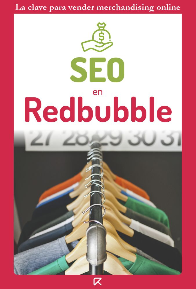 SEO en Redbubble ebook