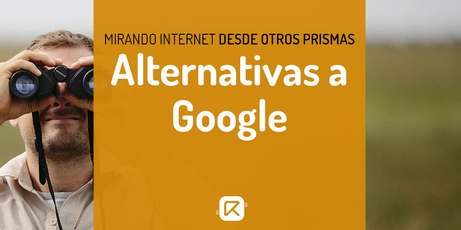 alternativas al buscador de Google