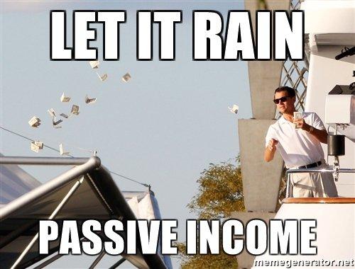 meme ingresos pasivos