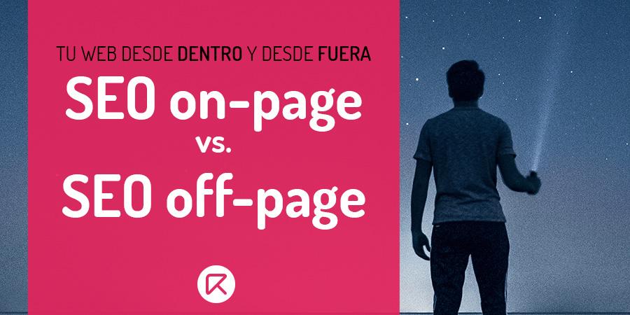 seo onpage vs. seo offpage