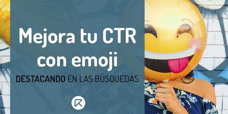mejorar CTR con emoji