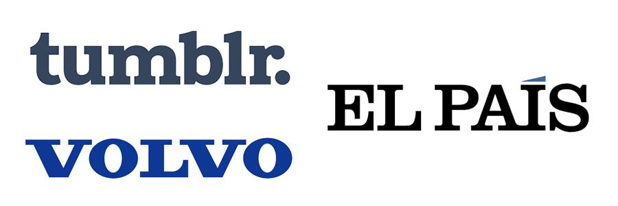 significado de las tipografías slab serif