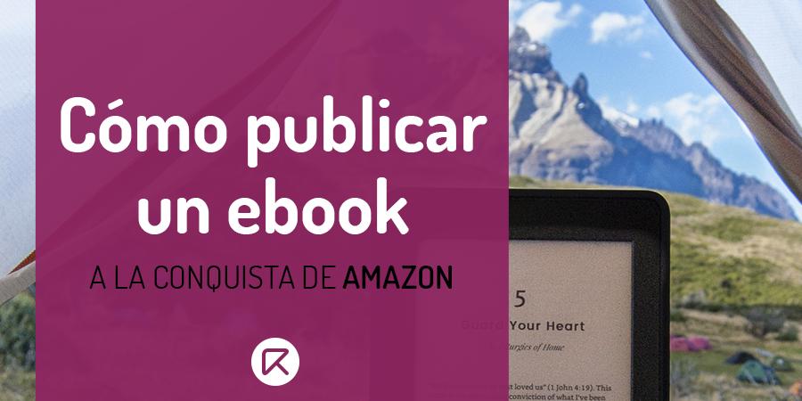 como publicar un ebook