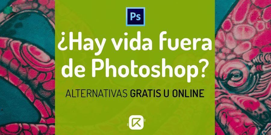 alternativas a photoshop gratis y online